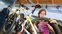 Was werden die Trends 2017 auf dem Bikemarkt? (Foto: Messe Friedrichshafen)
