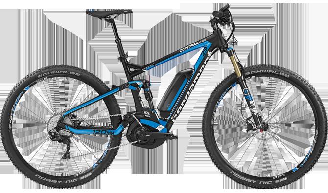 """Extra Energy bezeichnet das Bergamont E-Line Contrail 8.0 als eine """"Wucht auf zwei Rädern""""."""